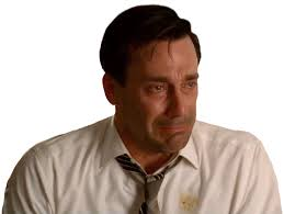 Don Drape Sad Don Draper Know Your Meme