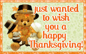 wish you a happy thanksgiving desiglitters