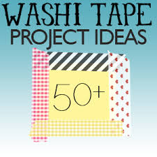 what is washi tape over 50 washi tape ideas