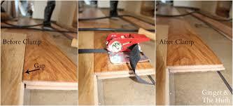 Diy Wood Laminate Floor Installation Minimum Expansion Gap Laminate Flooring