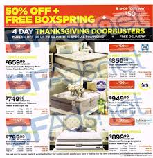 black friday thanksgiving 2014 black friday 2014 sears mattress ad scan buyvia