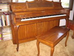 Baldwin Piano Bench - baldwin model 913 pec acrosonic piano for sale