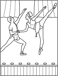 Free Printable Ballet Coloring Pages Great For Kids Teachers Ballerina Printable Coloring Pages