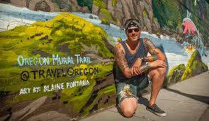 Oregon Travel And Tourism images Oregon tries to boost tourism with 7 large murals in 7 small towns png
