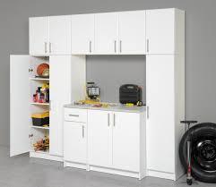 elite 7 pc 8 foot wide laundry garage utility pantry storage