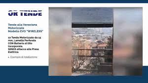 Leroy Merlin Tende Veneziane by Ortende Tende Alla Veneziana Da 15 Mm Modello Evo Wireless Youtube