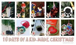 10 days of a kid made