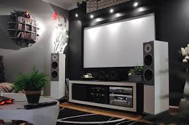 SMALL HOME THEATER ROOM Interior Design Ideas Home Inspiration - Home theater interior design ideas