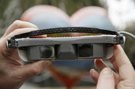 Assistive Technology For The Blind Vision New Glasses Help The Legally Blind See