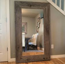 Rustic Wood Home Decor Reclaimed Wood Mirror Rustic Home Decor Mirror Reclaimed