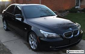 bmw 5 series for sale 2008 bmw 5 series for sale in united states