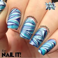 hanukkah nail tillie last of hanukkah water marble mucking fusser