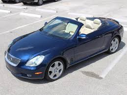 convertible lexus hardtop 2005 lexus sc 430 for sale in bonita springs fl stock 065250 16
