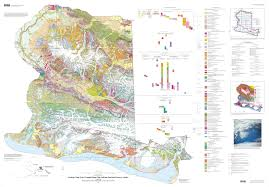 Alaska Topo Maps by Wildly Colorful Geologic Maps Of National Parks And How To Read