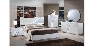 furniture gorgeous piece modern wing genuine white leather