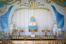 sweet 16 cinderella theme kara s party ideas sweet table from a princess cinderella themed
