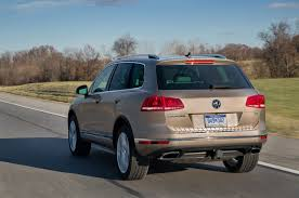 volkswagen touareg 2017 price 2015 volkswagen touareg refresh debuts for u s in l a