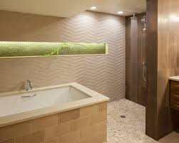 New Waves Bathtub Wave Tile Shower Houzz