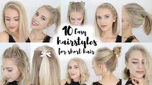 hair styles for back of 18 easy back to school hairstyles tutorials