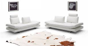 Modern Italian Leather Sofa Casa 950 Contemporary Italian Leather Sofa Set