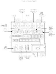 2002 chrysler sebring lxi fuse box chrysler wiring diagrams for