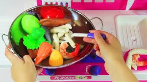 Kitchen Set Toys For Girls Kitchen Set For Girls Cooking Play Doh Ramen Noodles Playset