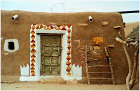 about home the way we live mud houses of jaiselmer