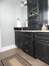How To Finish Kitchen Cabinets Kitchen Distressed Kitchen Cabinets Inside Imposing Amy Howard