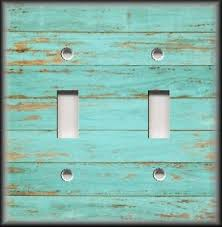 beach light switch covers metal light switch plate cover beach wood design coastal home