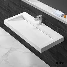 Narrow Bathroom Sink Washplane Sink Washplane Sink Suppliers And Manufacturers At