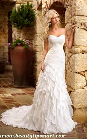 Fitted Wedding Dresses Slim Fit Strapless Wedding Dresses 2017 Prices Pictures