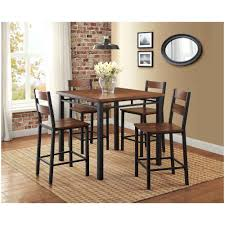 fold up kitchen table dining table with hidden chairs space saver table with chairs fold