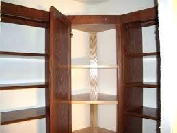pantry ideas for kitchen kitchen corner pantry upsite me