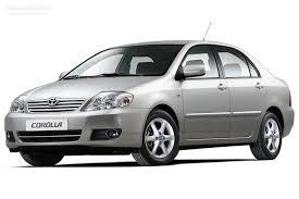 toyota corolla sedan 2003 toyota corolla sedan specs 2004 2005 2006 2007 autoevolution