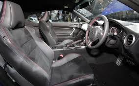 custom subaru brz interior subaru brz interior image 166