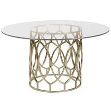 bernhardt furniture salon glass top dining table bn 341 773 773g