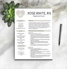 Example Of A Nursing Resume by Nurse Resume Sample Nurse Resume Template Mac Resume Template