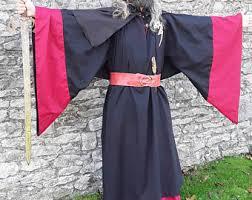 pagan ceremonial robes druid robe etsy