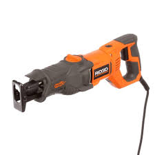 ridgid fuego 10 amp orbital reciprocating saw r30022 the home depot