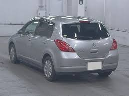 nissan tiida hatchback 2005 japanz international
