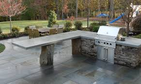 appliance stone outdoor kitchens art of natural stone