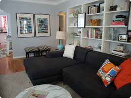 Bookcase Decorating Ideas Living Room Loving Living Small Live Small With Style A Small Move Make
