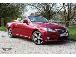 lexus fort birmingham used lexus is 250 convertible 2 5 advance 2dr in birmingham