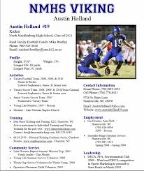 sports resume template athletic resume template free 2 vasgroup co
