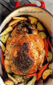 roasted whole chicken lemon dill roast chicken