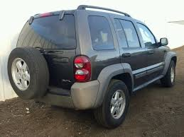 2006 green jeep liberty salvage car jeep liberty 2006 green for sale in brighton co online