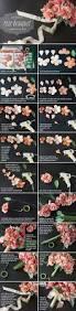 bouquet en papier 80 best fleurs en papier images on pinterest diy crafts and