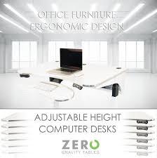 Ergonomic Desk Standing by Standing Desks