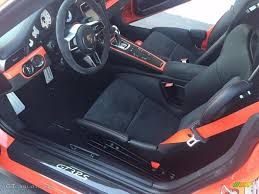 porsche gt3 rs orange black lava orange interior 2016 porsche 911 gt3 rs photo