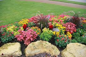 simple raised flower bed ideas and pictures yard lanscaping arafen